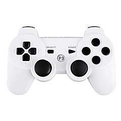 Manetă Albă Wireless DualShock 3 Pentru Playstation 3/PS3
