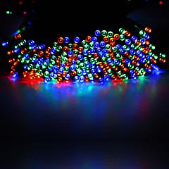 22m 200 LED cool couleur bleu chaud / / multi imperméable blanc lumière / string solaire