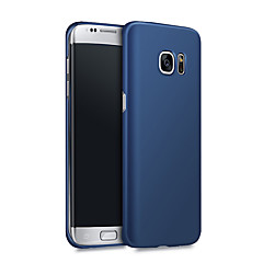 For Samsung Galaxy S7 Edge Case Matte Ultra-thin PC Case Back Cover Solid Color Hard Samsung S8 S7 S6 S6 Edge Plus