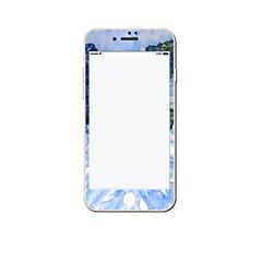 μάρμαρο στυλ προστατευτικό γυαλί ταινία μπροστά οθόνης για Apple iPhone 6 6s
