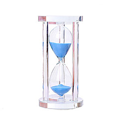Toys For Boys Discovery Toys Hourglasses Cylindrical Glass Blue Pink Purple