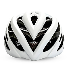 Unisex Bike Helmet N/A Vents Cycling Cycling / Mountain Cycling / Road Cycling / Recreational Cycling One Size EPS+EPUWhite / Green / Red