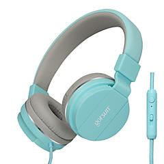 neutral Produkt GS-779 Hörlurar (pannband)ForMediaspelare/Tablet / Mobiltelefon / DatorWithmikrofon / DJ / Volymkontroll / Spel / Sport /