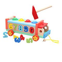 Educatief speelgoed Nieuwigheid Hout Jongens Meisjes