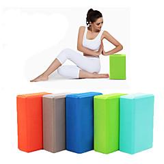 FENGTU®EVA Thickening Yoga Bricks Environmental High Density Color Yoga Bricks Sports Fitness Yoga Supplies