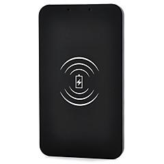 Samsung Galaxy S6 / Sony Xperia ve diğer qi uyumlu cihaz için cwxuan® 5v 1a qi kablosuz şarj pedi