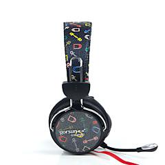 ουδέτερη Προϊόν GS-788 ΑκουστικάΚεφαλής(Με Λουράκι στο Κεφάλι)ForMedia Player/Tablet / Κινητό Τηλέφωνο / ΥπολογιστήςWithΜε Μικρόφωνο /