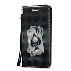 Til Samsung Galaxy S7 Edge S7 Case Cover 3D Skull Hard PU Læder til S5 S4 S3 S6 Kanten plus S6 Kanten S6