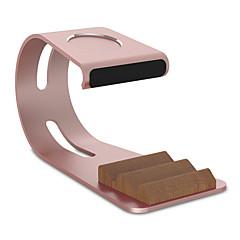 Telefonholderstativ Skrivebord Seng Magnetisk Metal for Mobiltelefon Tablet