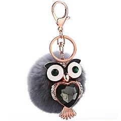 Anahtarlık Küre Kuş Anahtarlık Metal