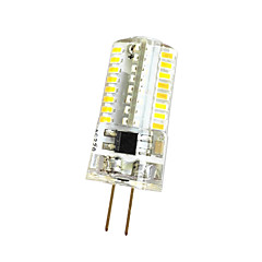 5W G4 Decoration Light T 64LED SMD 3014 380LM lm Warm White /Cool White Dimmable AC110V/220 V 1 pcs
