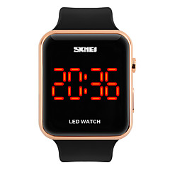 Skmei® Unisex Fashion LED Digital Multifunction Wrist Watch 30m Waterproof Assorted Colors