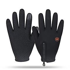 XINTOWN® Rękawiczki sportowe Wszystko Cyklistické rukavice Zima Rękawice roweroweKeep Warm Anti-zrywka Windproof Snowproof Zdatny do