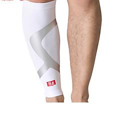 Uyluk Ayraç Baldır Çorapları Bacak Kol Baldır Desteği Nakolannik için Serbest Sporlar Badmington Koşma UniseksSıcak / Termal Koruyucu