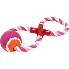 반려동물 장난감 인터렉티브 Rope 플러쉬