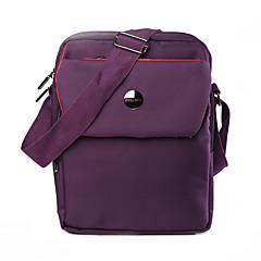 coolbell 10,6 inch nylon waterafstotende tas met verstelbare schouderband eenvoudige stijl cb-2029