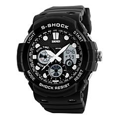 Skmei® Men's Analog-Digital Multifunction Sports Watch 30m Waterproof Assorted Colors