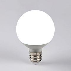 5W E26/E27 Lâmpada Redonda LED G80 12 LED de Alta Potência 1800-2000 lm Branco Quente Decorativa AC 220-240 V 1 pç
