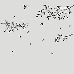 falimatrica fali matricák, családfa madár pvc falimatrica