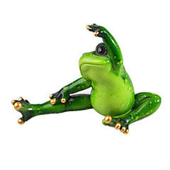 Ekran Model Model ve İnşaa Oyuncakları Oyuncaklar Kurbağa Silikon Yeşil