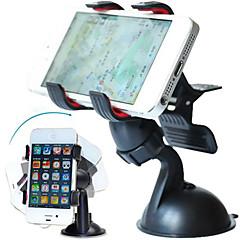 Uchwyt do telefonu Samochód Owiewka Obrót 360° Plastik for Telefon komórkowy