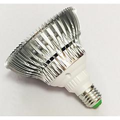 12W E26/E27 LED Grow Lights 12 High Power LED 8Red 4Blue 1080-1200lm AC 85-265 V 1 pcs