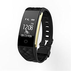 IP67 impermeabile dinamica passo movimento sonno monitoraggio della frequenza cardiaca bluetooth indossabile promemoria braccialetto