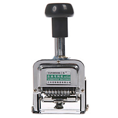 Sunwood® 8308Model 8Automatic Numbering Machine/Printer
