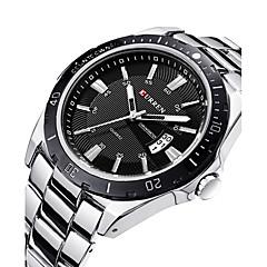 Curren Fashion Curren Brand Design Military Business Men Male Sport Clock Casual Steel Luxury Wrist Quartz Luxury Watch
