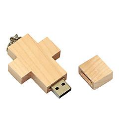 usb flash drive penna di legno unità di archiviazione esterna USB pendrive azionamento bastone 4GB USB flash card 2.0