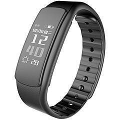 yyi6hr slimme armband / smart watch / activiteit trackerlong standby / stappentellers / hartslagmeter / wekker / afstand volgen /