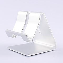 Telefonholderstativ Skrivebord Øvrigt Aluminium for Mobiltelefon Tablet
