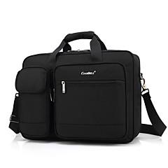 델 / HP / 소니 / 에이서 / 레노버 등을위한 15.6 인치 멀티 컴 노트북 어깨 가방 손 가방