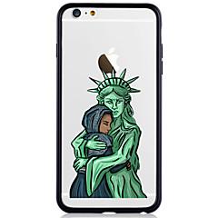 Varten Kuvio Etui Takakuori Etui Sana / lause Kova Akryyli varten AppleiPhone 7 Plus iPhone 7 iPhone 6s Plus/6 Plus iPhone 6s/6 iPhone
