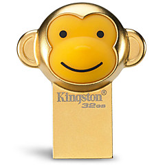 Kingston dtcny16 32GB USB 3.1 flash meghajtó majom fém ultra kompakt