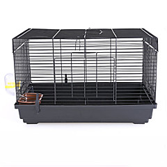Rodents Rabbits Chinchillas Cages Metal Plastic Black White Blue Pink