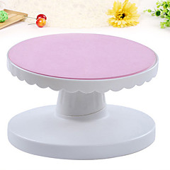 Rotating Cake Decorating Turntable Stand Cake Turntable