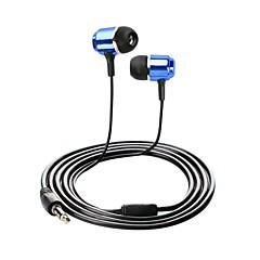 Neutro prodotto 02 Microauricolari interniForLettore multimediale/Tablet Cellulare ComputerWithDotato di microfono DJ Controllo del