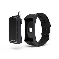 jakcom έξυπνο βραχιόλι έξυπνο ρολόι έξυπνη δαχτυλίδια ακουστικά wristbands cablewater ανθεκτικών / αδιάβροχο μακρύ θερμίδες που καίγονται
