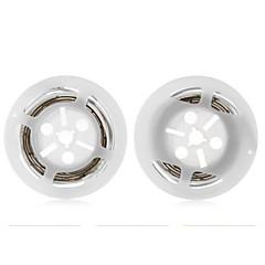 brelong digitales LED-Bett-Beleuchtung Bewegungsmelder Lichtleisten-Set mit Stromversorgung aktiviert automatische Sensor-LED-Nacht Bett