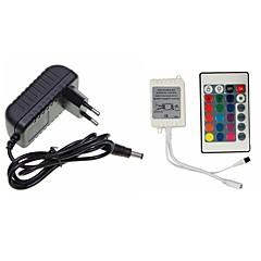W Χειριστήρια RGB lm DC12 AC100-240 1.2 m 0 leds
