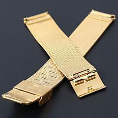 גברים / להקות women'swatch אבזרי שעון פרה עור 18mm