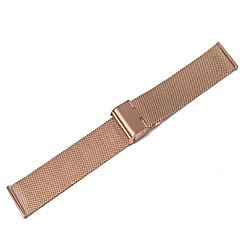 Männer / women'swatch Bänder Metall 16mm Uhrenzubehör