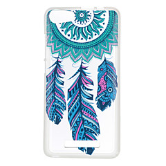 For Wiko Jerry Lenny2 Lenny3 Sunset2 Case Cover Dreamcatcher Pattern High Penetration Painted TPU Material Phone Case
