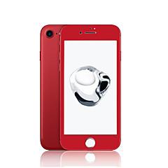 zxd Κίνα κόκκινη μαλακή άκρη για το iPhone 7 προστατευτικό οθόνης 3D πλήρη κάλυψη γυαλί απρόσκοπτη κάλυψη αντι αντηλιά