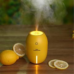 luci di limone umidificatore notte creativo casa camera da letto (USB di alimentazione della linea di alimentazione)