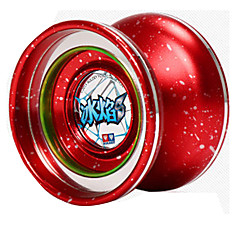 Professional Yoyo Leisure Hobby Sphere ABS Gifts Red