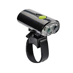 Φακοί LED Φακοί Κεφαλιού Φώτα Ποδηλάτου LED Ποδηλασία Επαναφορτιζόμενο Μικρό Μέγεθος USB Lumens USB Ψυχρό Λευκό Ποδηλασία