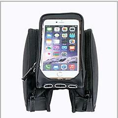 ROSWHEEL® Cykeltaske OtherLTaske til stangen på cyklen Hurtigtørrende Stødsikker Påførelig Cykeltaske Terylene CykeltaskeSamsung Galaxy