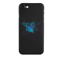 Mert Minta Case Hátlap Case Mértani formák Puha TPU mert AppleiPhone 7 Plus iPhone 7 iPhone 6s Plus/6 Plus iPhone 6s/6 iPhone SE/5s/5
